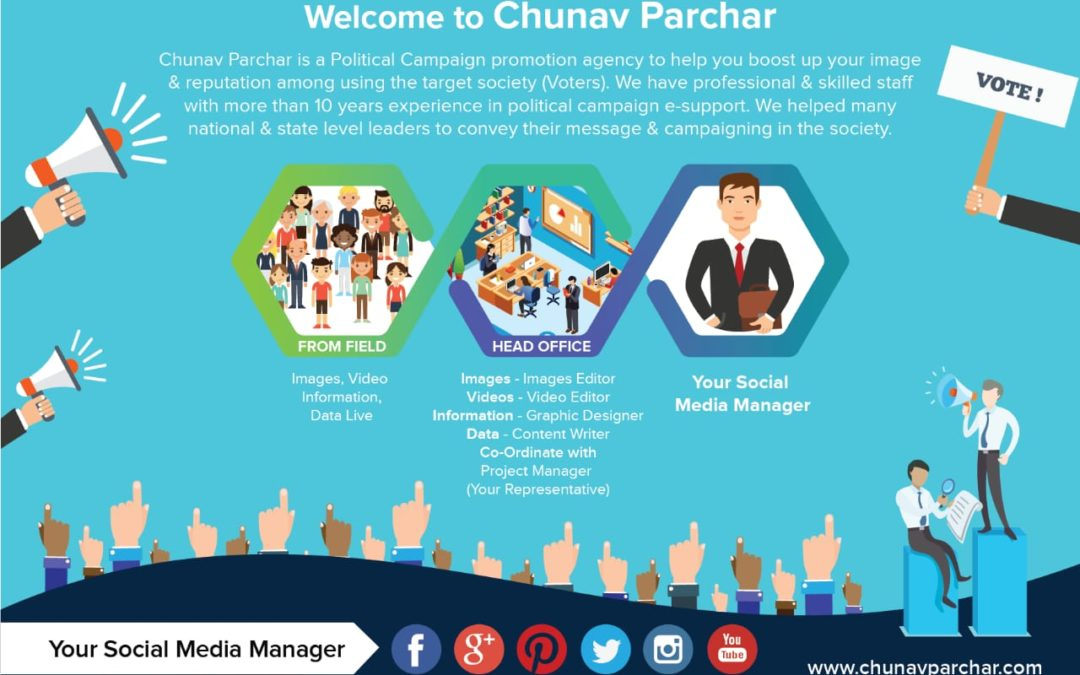 Political Campaign Management | Winning Strategy & Tactics – Chunav Parchar