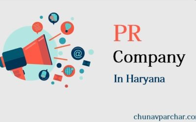 Political PR Company In Haryana – Public Relation Management Company in Haryana
