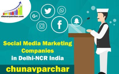 Social Media Marketing Companies in Delhi-NCR India