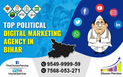 Top Political Digital Marketing Agency In Bihar