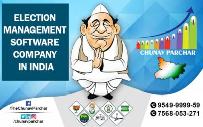Election management software company in India – Get Start Your Election Campaign Today
